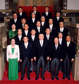 10_Luke_Fig.1 2nd Tsugimori Cabinet Reshuffle