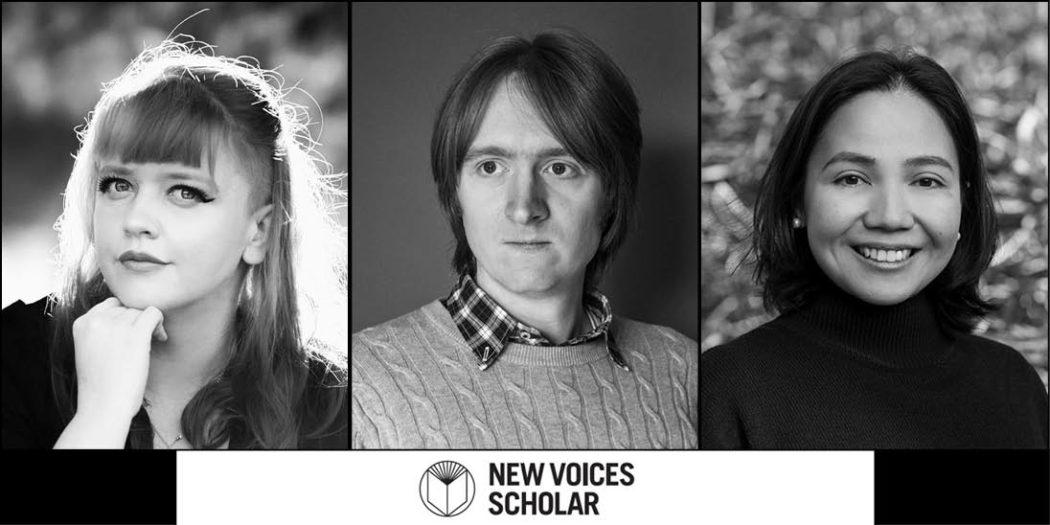 2021 New Voices Scholars