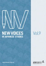 New Voices in Japanese Studies Volume 9